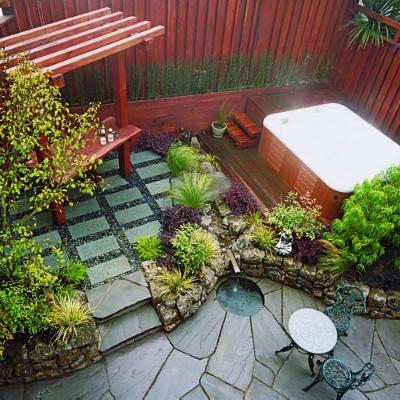 Site Blogspot  Landscaping  Yard on Photo Courtesy Of Better Homes   Gardens