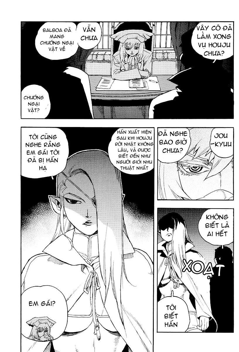 Aiki chap 58 - Trang 22