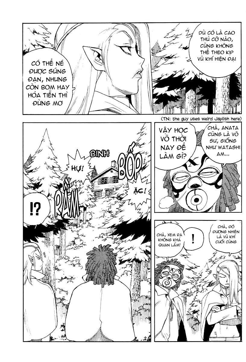Aiki chap 58 - Trang 28