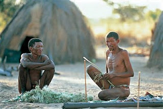 Secuencian el genoma de bosquimanos y bantúes