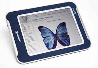 Qualcomm muestra su libro electrónico a color