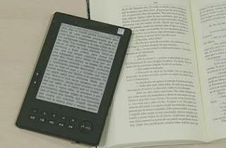 El e-book, a la espera de los gigantes