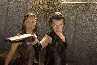 Resident Evil: Afterlife, primer tráiler