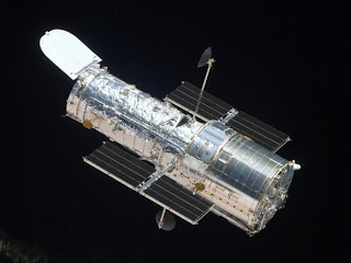 La NASA celebra 20 aos de proezas astronmicas del telescopio Hubble