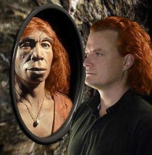 Neandertal y humano moderno