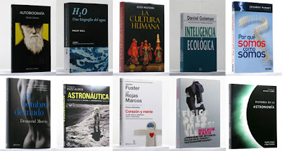 Diez lecturas para saber de ciencia. elmundo.es