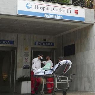Sanidad eleva a 116 los casos sospechosos en España. REUTERS