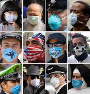 Aumentan los contagios entre personas y la gripe A llega a Japón y Australia. AFP