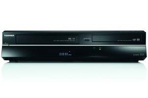 Toshiba lanza el combo perfecto: Sintonizador TDT con grabador DVD y reproductor VHS