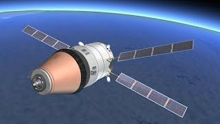 Imagen del ARV. ESA