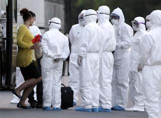 China pone en cuarentena a estudiantes británicos con gripe A