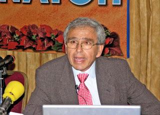 Ginés Morata asegura que en el futuro el ser humano conseguirá controlar genéticamente su envejecimiento