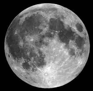 La primera luna llena de las tres que traerá el otoño