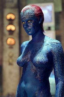 Rebecca Romijn aceptaría X-Men Orígenes: Mística