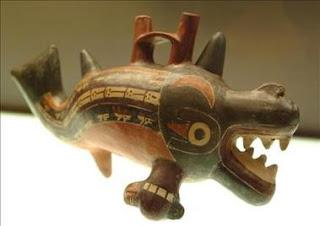 La civilización nazca sucumbió tras eliminar su línea de defensa natural. EFE