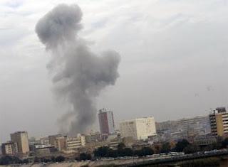 Más de un centenar de muertos en una cadena de atentados en Bagdad. AFP