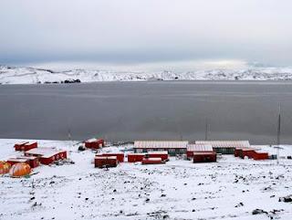 La base antártica española Gabriel de Castilla. Foto: Eduardo Insignares