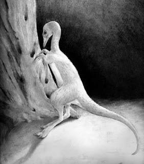Albertonykus borealis, dinosaurio devorador de termitas