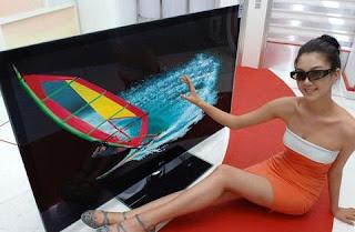 LG 60PX950, televisor de plasma 3D Full HD
