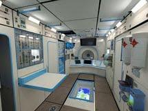 El hotel espacial ruso. O.T.