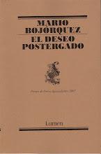 Premio Nacional de Poesía 2007