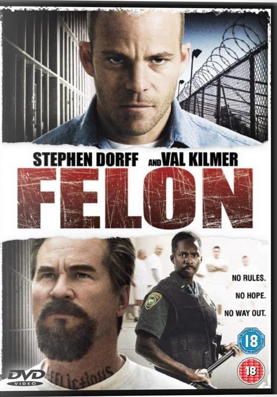 Felon Dublado 2008