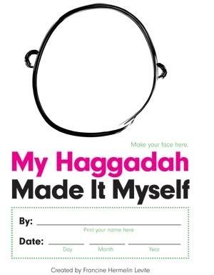 Gutsy image within printable haggadah free