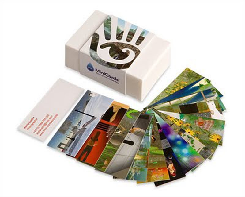 business cards How To Make line Business Cards How