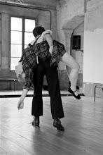 """Atelier danse/théâtre """"Autobiographie/Autofiction"""" en 2009"""