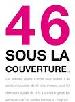 46 sous la couverture...  Exposition collective autour du livre d'artiste