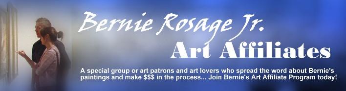 Bernie Rosage Jr. Art Affiliates