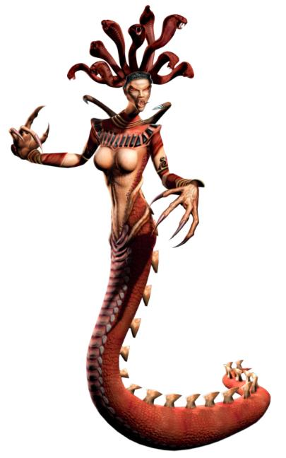 tattoo goddess medusa