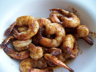 Kirsten's Recipes: Southern BBQ Style Sauteed Shrimp