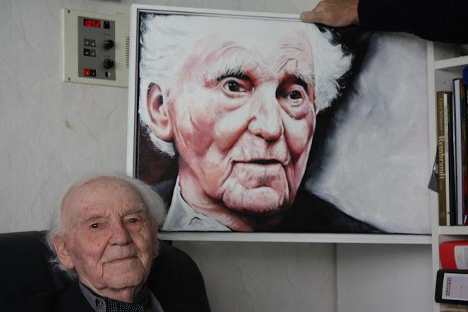 JOS WIJNANT 108 jaar