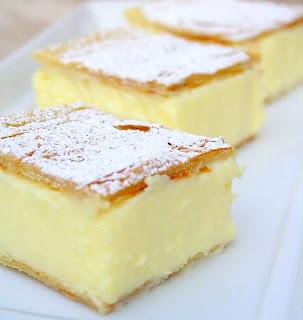Vanilla Slice - Krempita