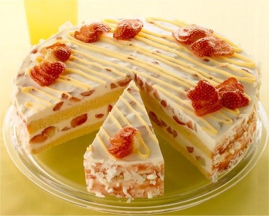 Cooking choumicha tarte aux fraises - Decoration tarte aux fraises ...