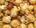 caramel nut popcorn