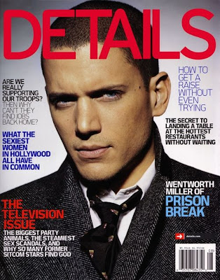 class your man: Wentworth Miller
