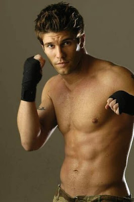 Jason Chambers, martial arts, actor, tv