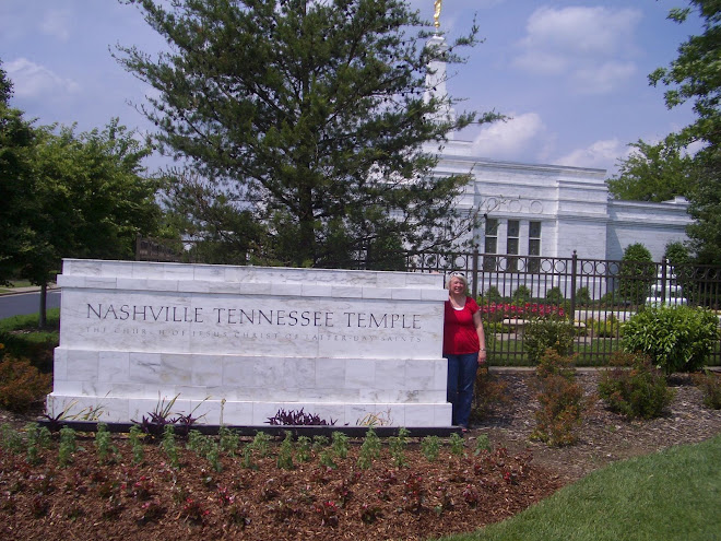 The Nashville Temple is so pretty!