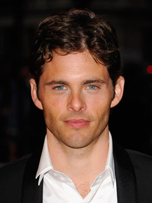 James Marsden I'm not sure how old he isI don't ordinarily lust after