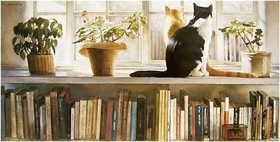 Ler é viajar sem sair do lugar.
