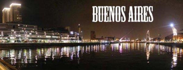 Buenos Aires - Novembro 2007