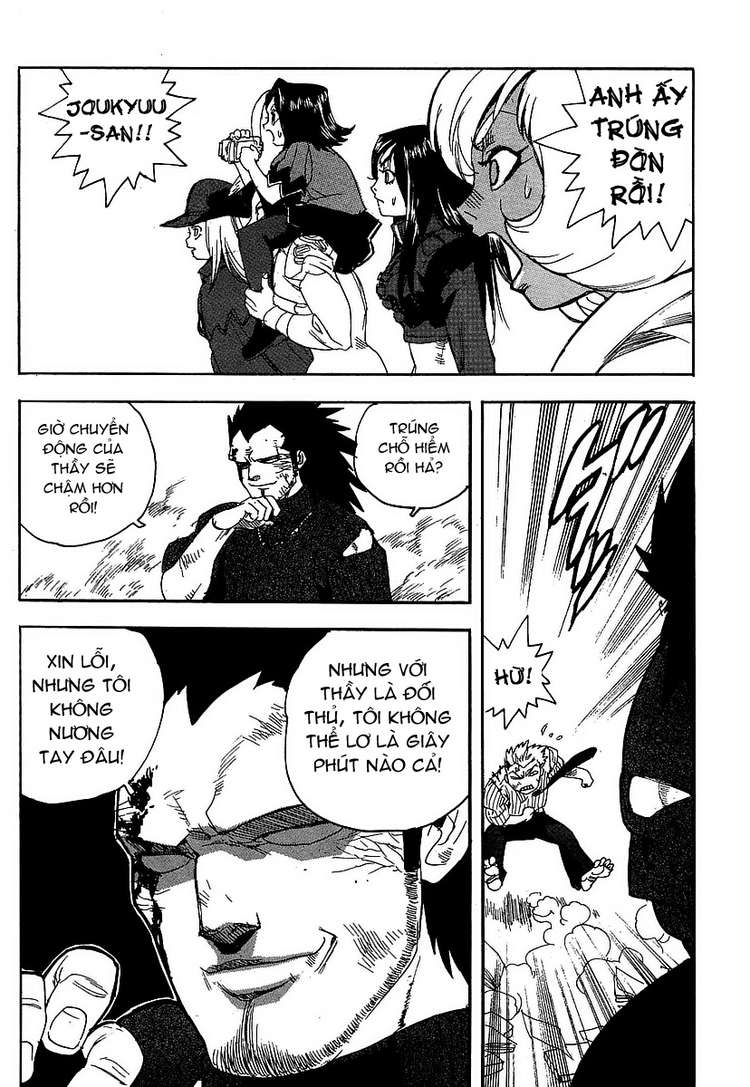 Aiki chap 52 - Trang 26