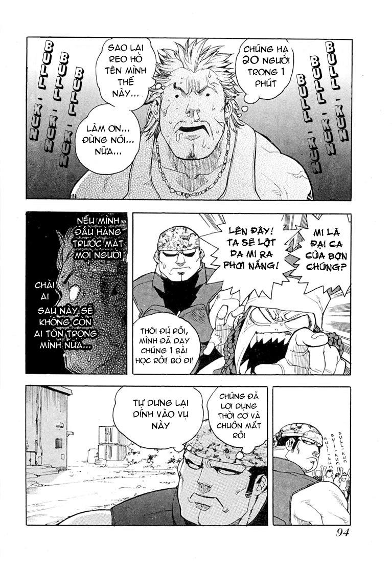 Aiki chap 46 - Trang 15