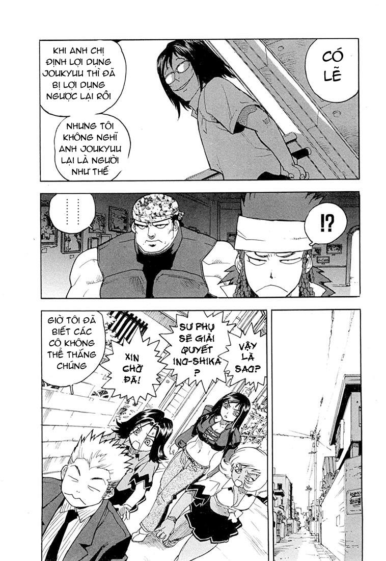 Aiki chap 47 - Trang 6