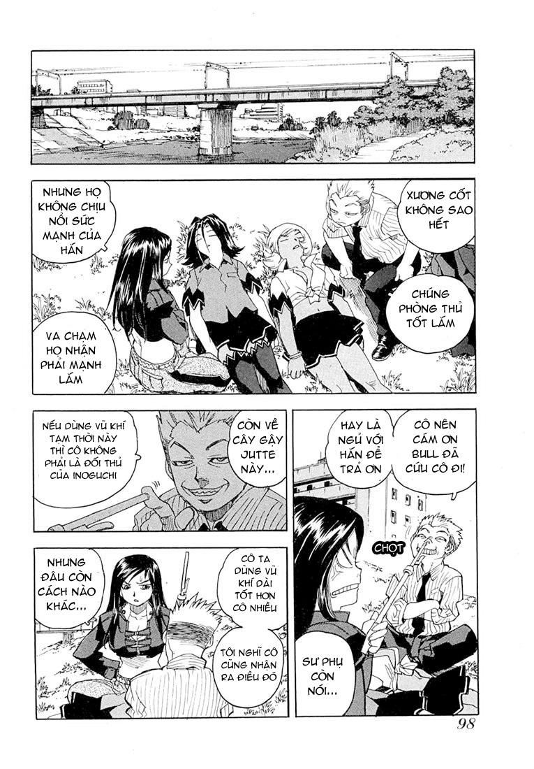 Aiki chap 46 - Trang 19