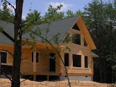 New Log Home, Sherrills Ford, NC