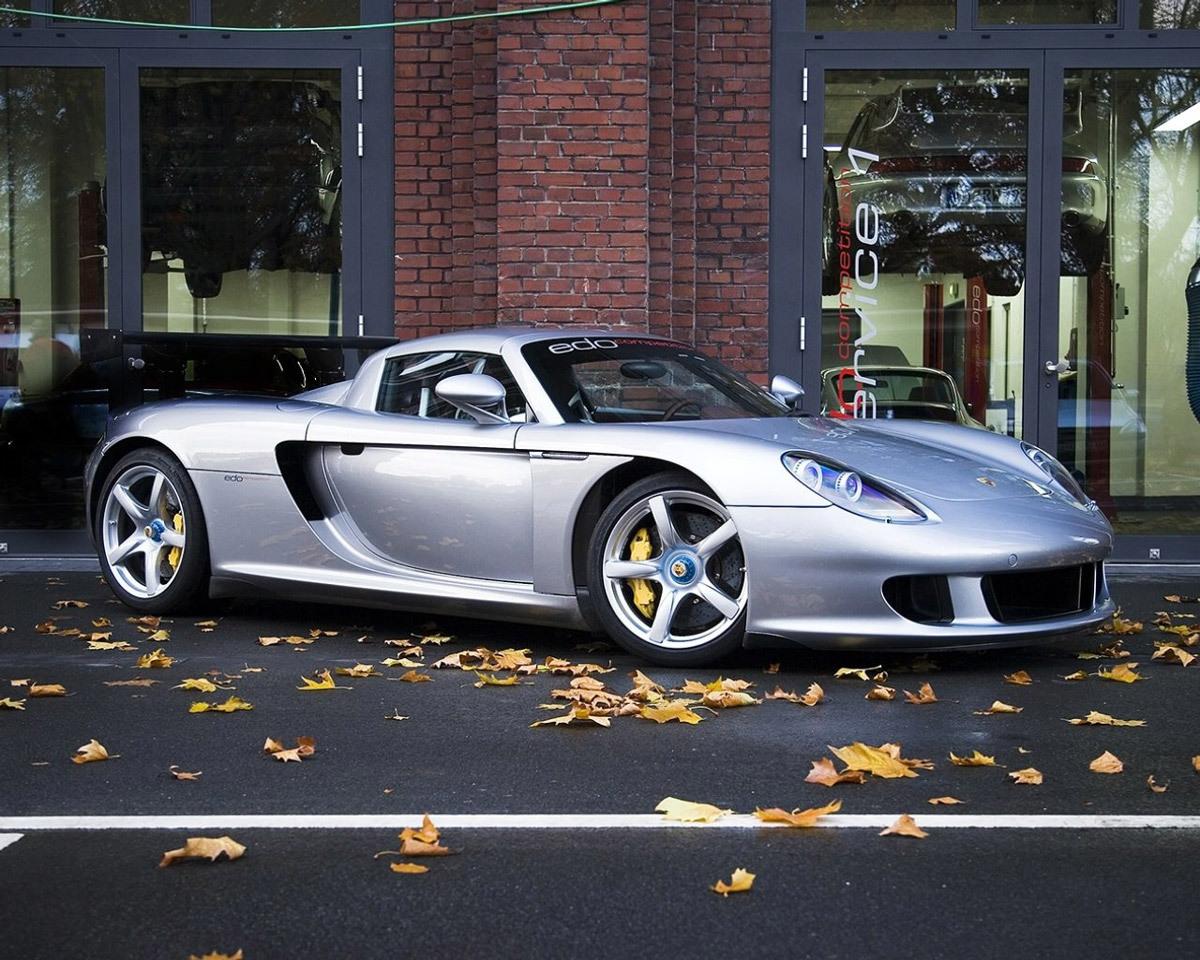Porsche - Carrera GT