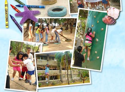 Summer Camp at Matabungkay Beach Resort in Batangas